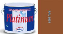 Vitex Platinum satén RAL 8001 0,75L